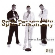 Split Personality [CD]