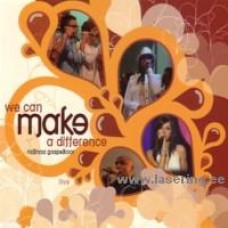 We Can Make a Difference (Live) [CD]