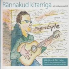 Rännakud kitarriga (Sõrmitsemisstiil) [CD]