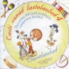 Eesti vanad lastelaulud - 4 [CD]