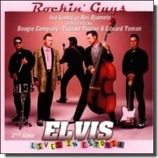 Elvis Lives In Estonia (2nd Time) [CD]