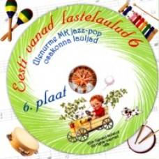 Eesti vanad lastelaulud - 6 [CD]