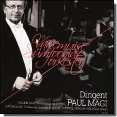 Villem Kapp: Sümfoonia nr 2 | Artur Kapp: Fantaasia teemale B-A-C-H [CD]
