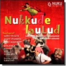 Nukkude laulud - Lastelaule Nukuteatri lavastustest [CD]