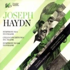 Symphony No 1 / Cello Concerto No 1 / Symphony No 104 [CD]
