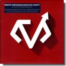Meeste Tantsupidu Kolm / Estonian Mendance Festival Three [2CD+DVD]