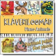 Klaveriloomad. Parimad palad [CD]