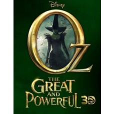 Suur ja Kõikvõimas Oz / Oz the Great and Powerful [3D Blu-ray]