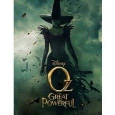 Suur ja Kõikvõimas Oz / Oz the Great and Powerful [Blu-ray]