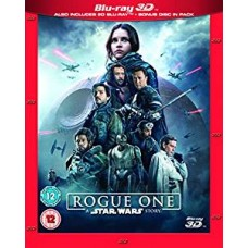 Rogue One: A Star Wars Story [2D+3D Blu-ray]