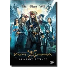 Pirates of the Caribbean 5: Salazar's Revenge [DVD]