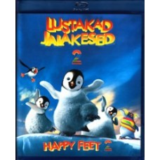 Lustakad jalakesed 2 / Happy Feet 2 [Blu-ray]