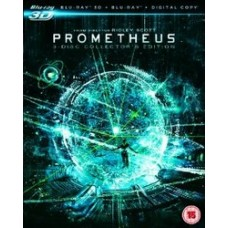 Prometheus [3D Blu-ray]