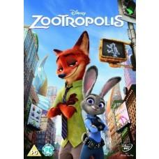 Zootropolis / Zootopia [DVD]