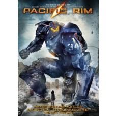 Vaikse ookeani võitlus / Pacific Rim [DVD]