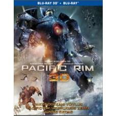 Vaikse ookeani võitlus / Pacific Rim [2D+3D Blu-ray]