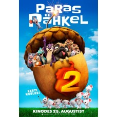 Paras pähkel 2 / The Nut Job 2: Nutty by Nature [DVD]