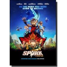 Särts: Kosmose kangelane | Spark: A Space Tail [DVD]