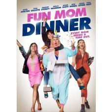 Emmede vaba õhtu / Fun Mom Dinner [DVD]