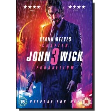 John Wick: Chapter 3 - Parabellum [DVD]