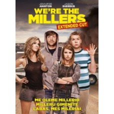 Me oleme Millerid / We're the Millers [DVD]