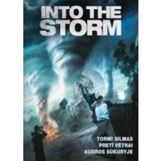 Tormi silmas / Into the Storm [DVD]