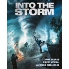 Tormi silmas / Into the Storm [Blu-ray]