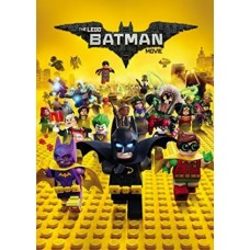 Lego Batman Film / The Lego Batman Movie [DVD]