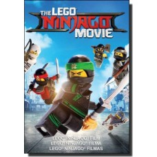 Lego Ninjago film / The LEGO Ninjago Movie [DVD]