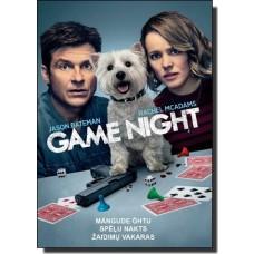 Mängude õhtu / Game Night [DVD]