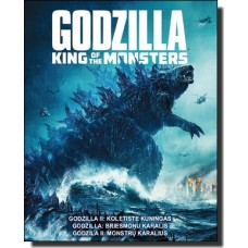 Godzilla 2: Koletiste kuningas | Godzilla: King of the Monsters [Blu-ray]