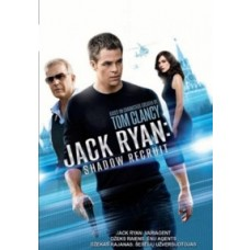 Jack Ryan: Variaegnt / Jack Ryan: Shadow Recruit [DVD]