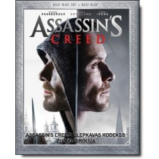 Assassin's Creed [2D+3D Blu-ray]