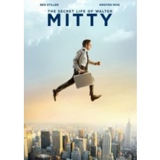 Walter Mitty salajane elu / The Secret Life of Walter Mitty [DVD]
