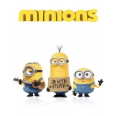 Käsilased / Minions [2D+3D Blu-ray]