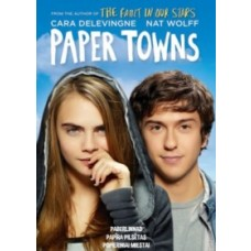 Paberlinnad / Paper Towns [DVD]