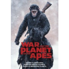 Ahvide planeedi sõda / War for the Planet of the Apes [DVD]