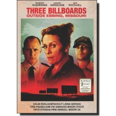 Kolm reklaamtahvlit linna servas / Three Billboards Outside Ebbing, Missouri [DVD]