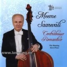 Contrabasso Romantico [CD]