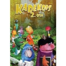 Kadekops, osad 5-8 [DVD]