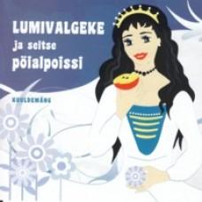 Lumivalgeke ja seitse pöialpoissi [CD]