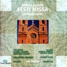 Eesti Missa [CD]