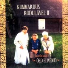 Kummardus kodulävel II [CD]