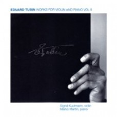 Works for Violin and Piano Vol. 2 [CD]