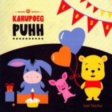 Karupoeg Puhh, 1. osa [CD]