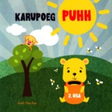 Karupoeg Puhh, 2. osa [CD]