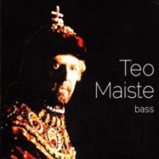 Teo Maiste [CD]