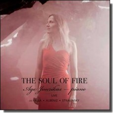 The Soul of Fire [CD]
