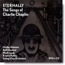 Eternally - The Songs of Charlie Chaplin [CD+DVD]