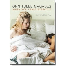 Õnn tuleb magades | When You Least Expect It [DVD]